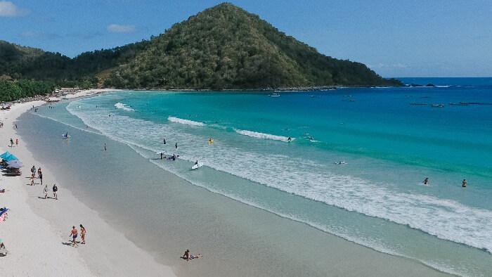 Pantai Selong Belanak Mawun
